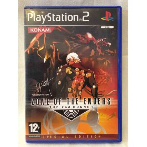 Zone Of The Enders 2 Sony Playstation 2 PS2 Pal