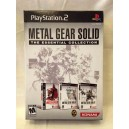 "Metal Gear Solid ""The Essential Collection"""