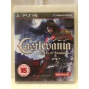 "Castlevania ""Lords Of Shadow"" Sony Playstation 3 PS3 Pal"