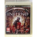 Dante's Inferno Sony Playstation 3 PS3 Pal