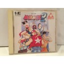 Fatal Fury 2 NEC Pc Engine PCE Super CD Rom