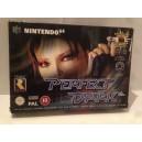 Perfect Dark Nintendo N64 Pal