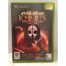 Star Wars KOTOR II Microsoft Xbox Pal