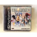 Final Fantasy IX Sony Playstation PS1 US