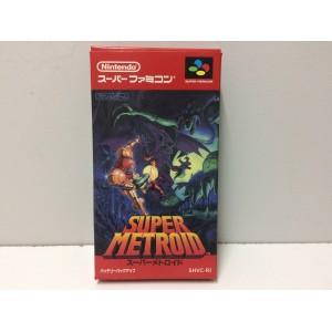 Super Metroid Nintendo Super Famicom SFC