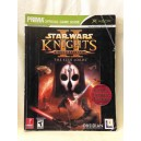 Guide Star Wars KOTOR II