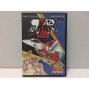 Aero Blasters Sega Megadrive Jap