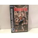 Resident Evil Sega Saturn Pal