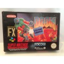 Doom SNES Super Nintendo PAL