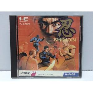 Shinobi NEC Pc Engine PCE HU CARD