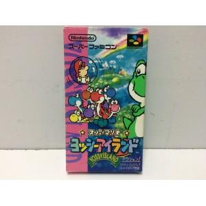 Yoshi's Island Nintendo Super Famicom SFC