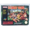 Donkey Kong Country SNES Super Nintendo PAL