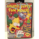 Krusty's Super Fun House Sega Genesis Megadrive US