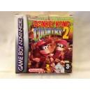 Donkey Kong Country 2 Nintendo Game Boy Advance GBA Pal