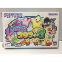 Legendary Starfy 3 Nintendo Game Boy Advance GBA Jap