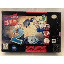 Earthwom Jim 2 SNES Super Nintendo US