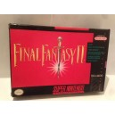 Final Fantasy II 2 SNES Super Nintendo US