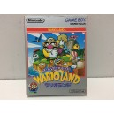 Wario Land Nintendo Game Boy Jap