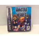 Gunstar Future Heroes Nintendo Game Boy Advance GBA Pal