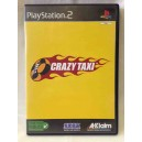 Crazy Taxi Sony Playstation PS2 Pal
