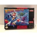 Megaman X SNES Super Nintendo US