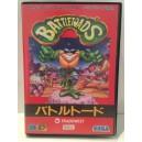 Battletoads Sega Megadrive Jap