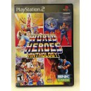 World Heroes Anthology Sony Playstation 2 PS2 US