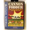 Cannon Fodder Sega Megadrive Pa