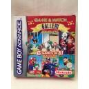 Game & Watch Gammery Advance Nintendo Game Boy Advance GBA Pal
