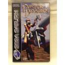 Panzer Dragoon Sega Saturn Pal