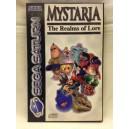 Mystaria The Realms Of Lore Sega Saturn Pal