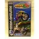 Man X TT Super Bike Sega Saturn Pal
