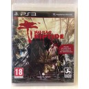 Dead Island Riptide Sony Playstation 3 PS3 Pal