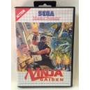 Ninja Gaiden Sega Master System Pal