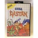Rastan Sega Master System Pal