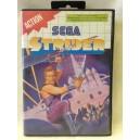 Strider Sega Master System Pal