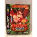 Donkey Kong 2001 Nintendo Game Boy Color Jap