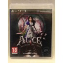Alice Madness Returns Sony Playstation 3 PS3 Pal