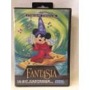 Fantasia Sega Megadrive Pal
