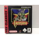 Castlevania NES Classics Nintendo Game Boy Advance GBA Pal