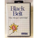 Black Belt Sega Master System Pal