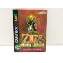 Zelda Oracles Of Seasons Nintendo Game Boy Color Jap