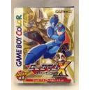 Rockman X Nintendo Game Boy Color Jap