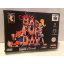 Conker's Bad Fur Day Nintendo 64 N64 Pal