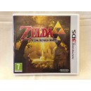"Zelda ""A Link Between Worlds"" Nintendo 3DS Pal"