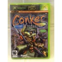 "Conker ""Live & Reloaded"" Microsoft Xbox Pal"