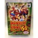 Donkey Kong 64 + Ram Pack Nintendo N64 Jap