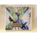 Pokemon X Nintendo 3DS Pal FR