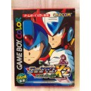Rockman X2 Nintendo Game Boy Color GBC Jap