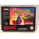 Lemmings Super Nintendo SNES Pal